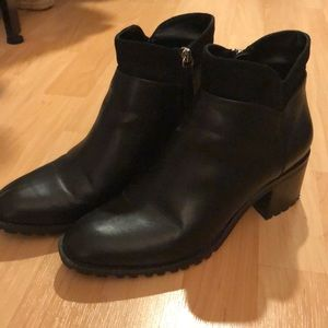 Zara Bootie with Lug Sole